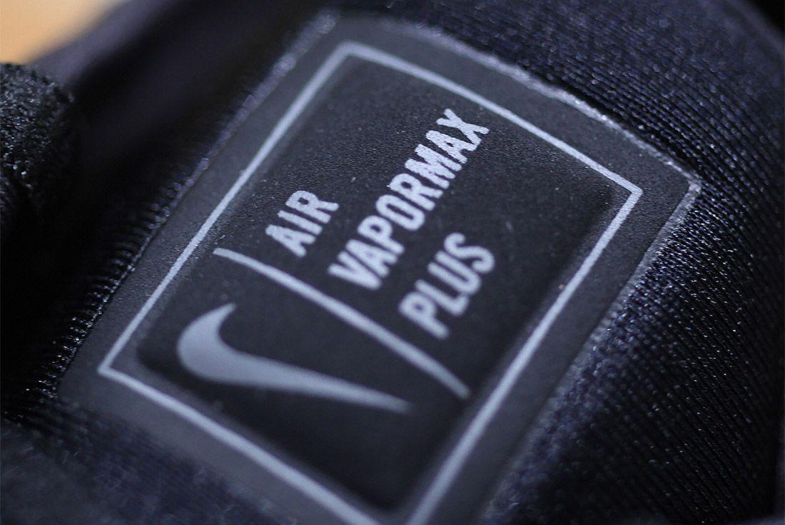Nike Air Vapormax Max Plus Triple Black 5