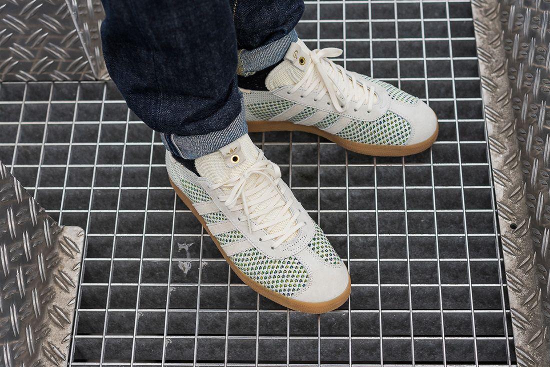 Sneaker Politics X adidas Consortium Gazelle PK - Sb-roscoff