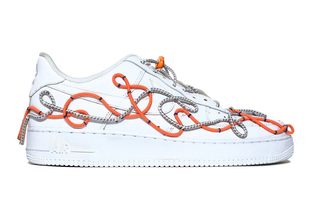 Nike Air Force 1 William Francis Green 5