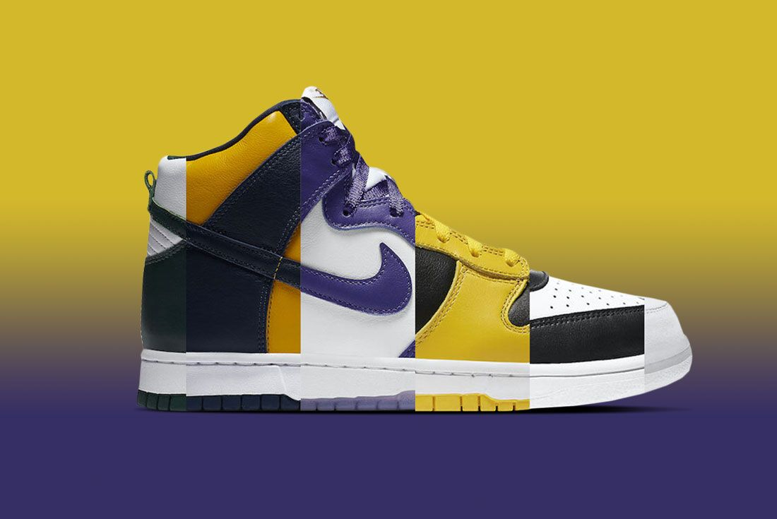Nike Dunk High 2020 Header Sneaker Freaker