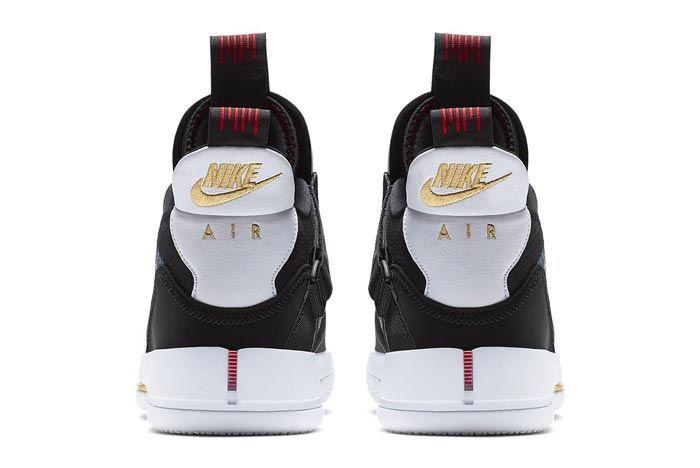 Air Jordan 33 Camo Heels