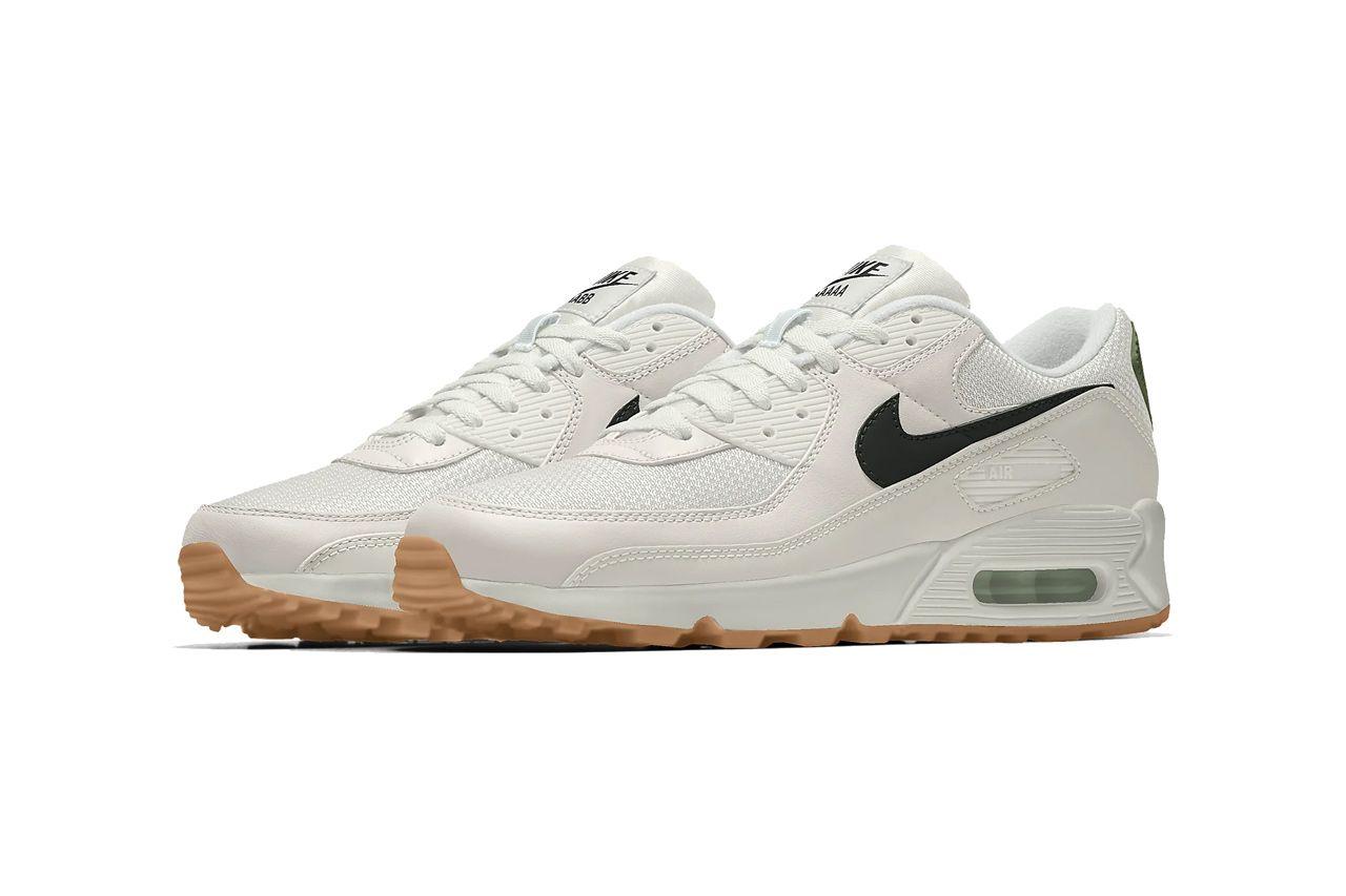SHABBAAAAA Nike By You Air Max 90 Angled