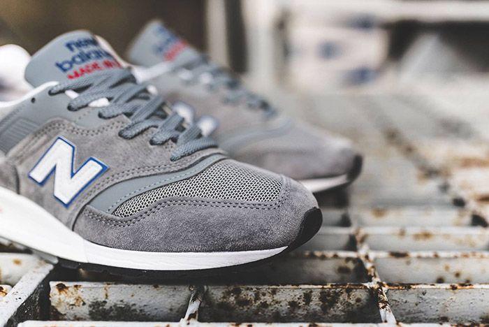 New Balance 997 Grey 1