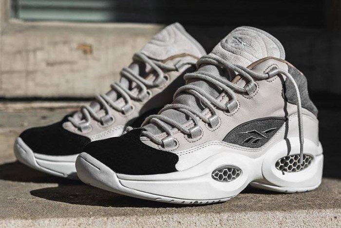 Capsule Reebok Question Mid Anniversary Sandstone White 5
