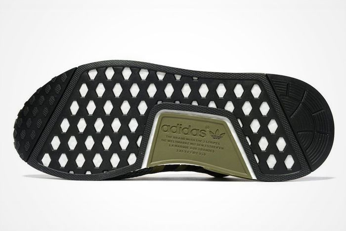 Adidas Nmd R1 Olive 6