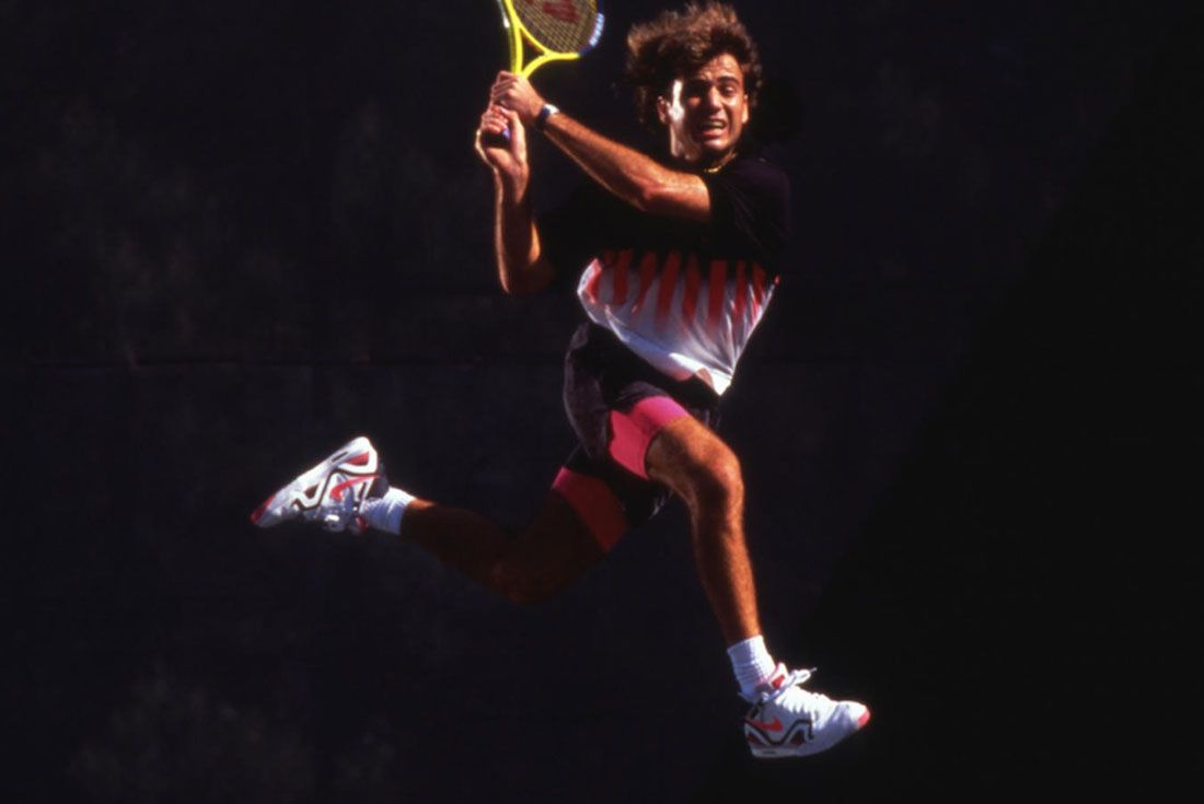 Agassi Hd 1600 Air Tech Challenge Ii