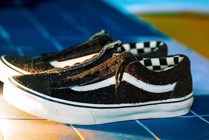 Vans Nonnative Zip Sneaker Freaker 1