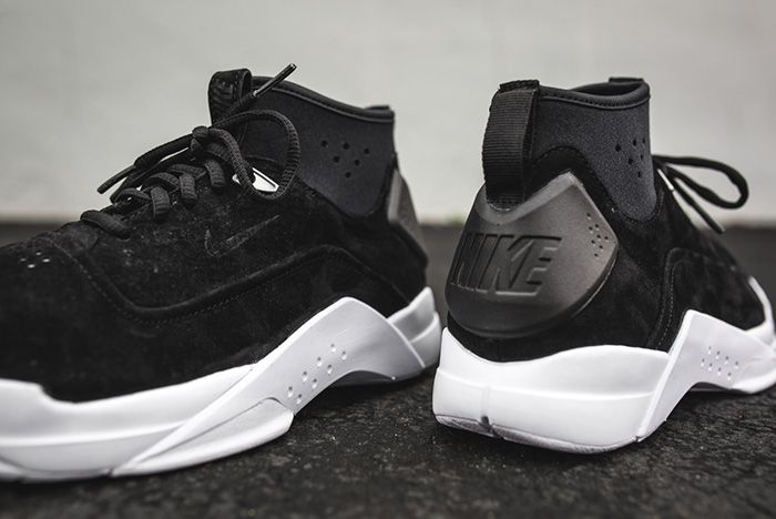 Nike Hyperdunk Low Lux Black White 8