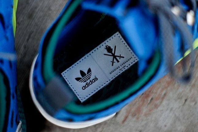Adidas Opening Ceremony Newyork Runner Blue Inner Detail 1