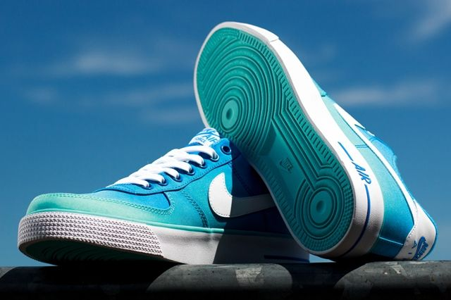 Nike Air Force 1 Polarized Blue Ac 1