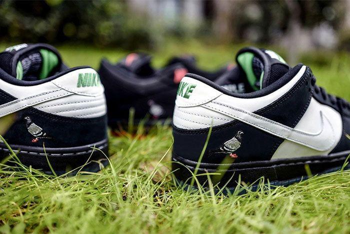 Jeff Staple Panda Dunk Low Nike Sb Sneaker Freaker