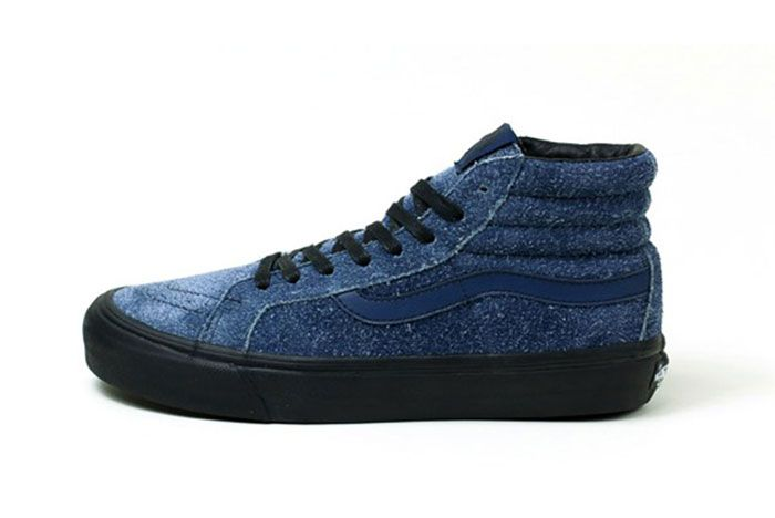 Maiden Noir X Vans Brushed Suede Pack 4