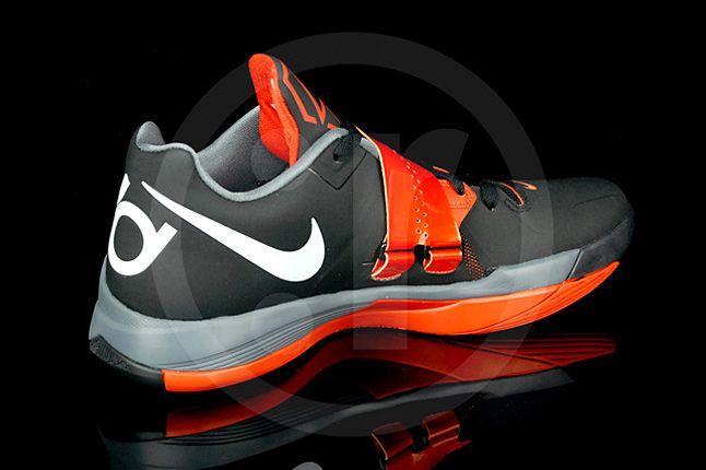 Nike Kd 4 Black Team Orange 05 1