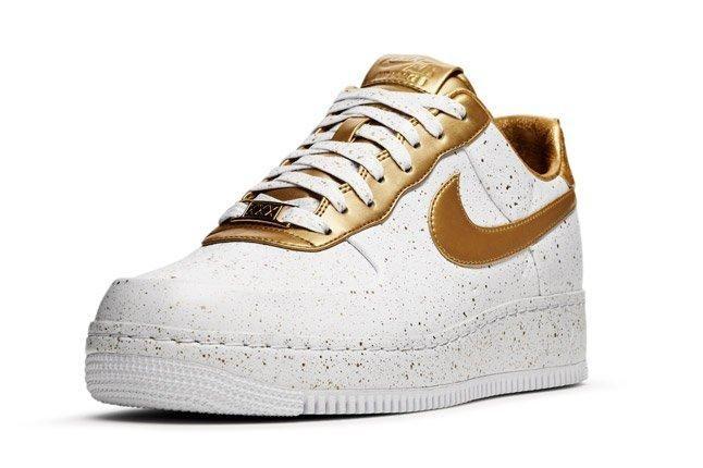 Nike Sportswear Af1 Xxx Gold Details 1