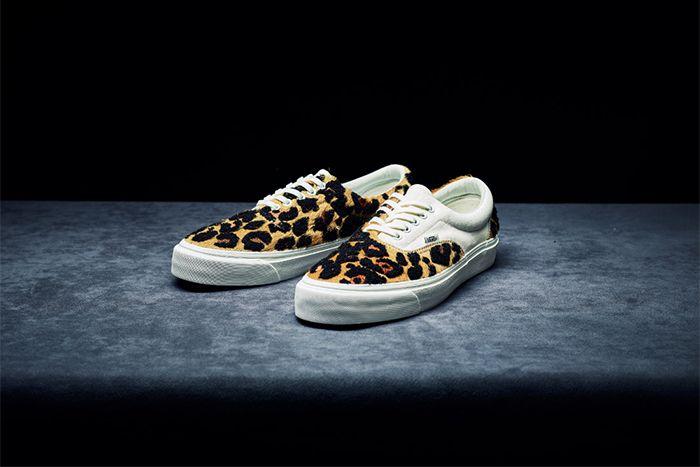 Billys Tokyo Vans Leopard Era Release Date Lateral