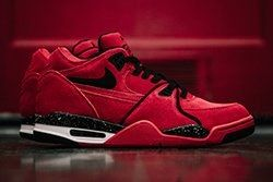Nike Air Flight 89 Gym Red Thumb