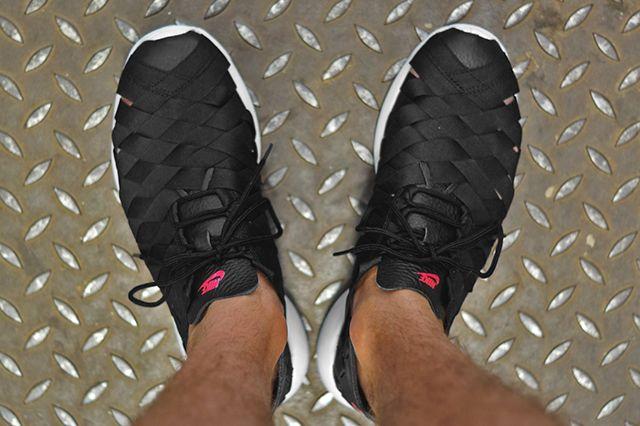 Nike Roshe Run Woven– Fuchsia Force 11
