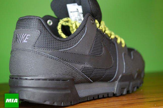 Nike Morgan 2 Black Heel 1