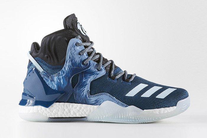 Adidas D Rose 7 Boost Halloween 5
