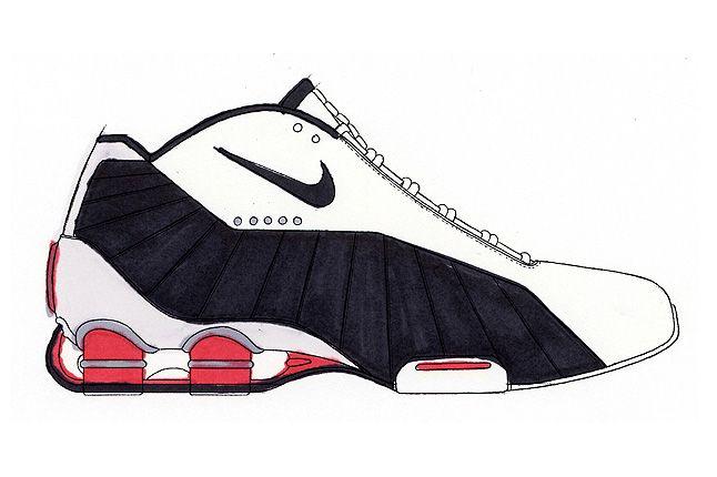The Making Of Nike Shox Bb4 6 1