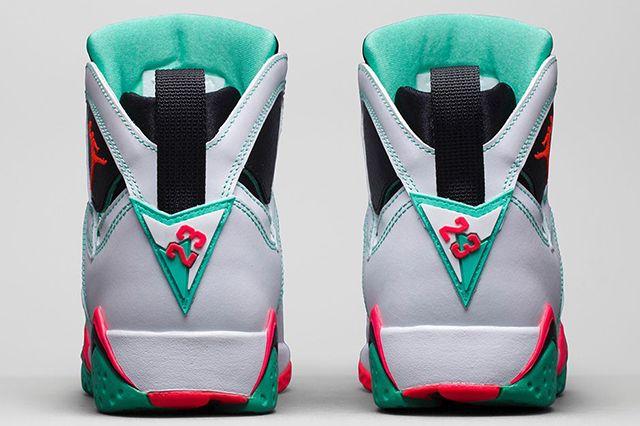 Air Jordan 7 Verde Gg 3