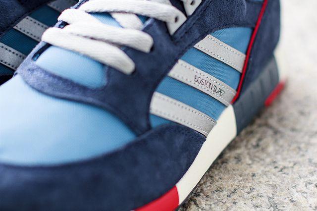 Adidas Originals Boston Super Stonewash Blue 3