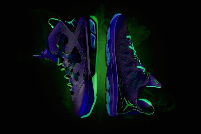 Jordan 2013 All Star Melo M9 And Cp3 Night Vision 1