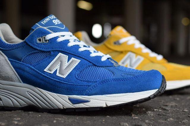 New Balance 991 New Colours 3