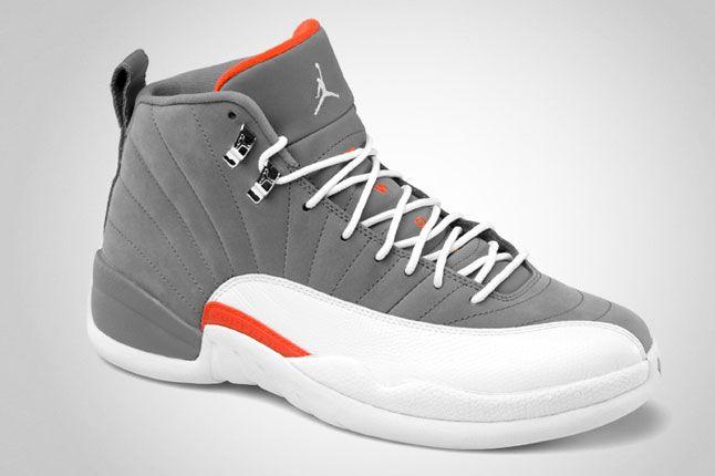 Air Jordan 12 Cool Grey Official 02 1