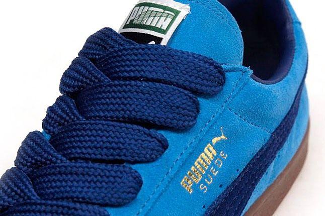 Puma Blue Suede 1