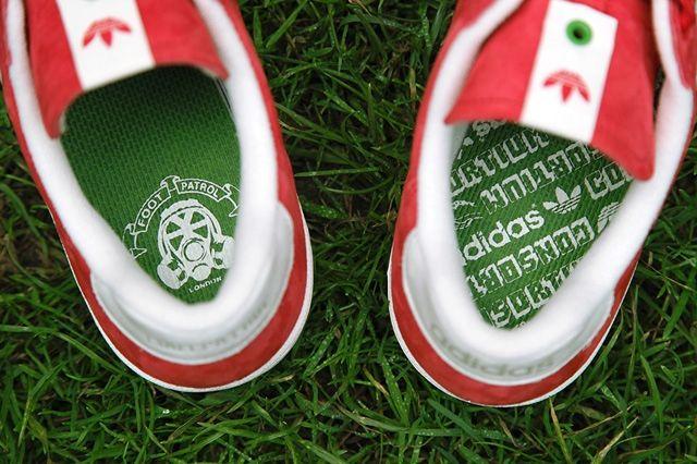 Footpatrol Adidas Consortium Edberg 86 Strawberries Cream 2