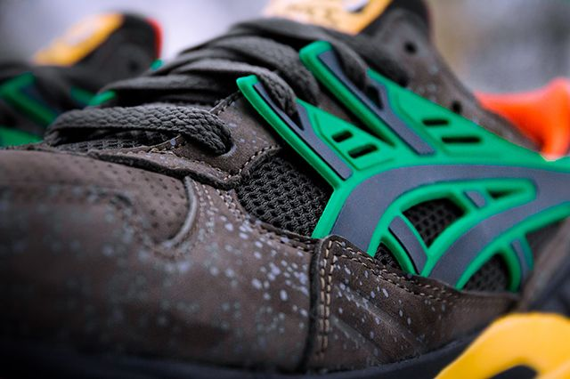 Packer Shoes X Asics Gel Kayano Trainer All Roads Lead To Teaneck 9