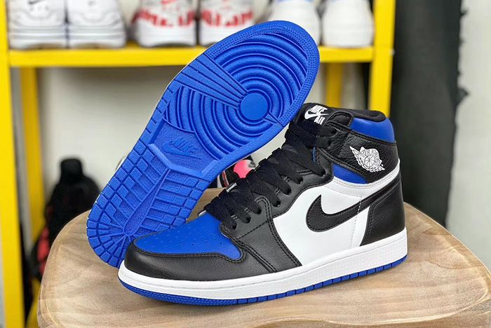 Air Jordan 1 High Og Game Royal 555088 041 Release Date 3 Leaked 1
