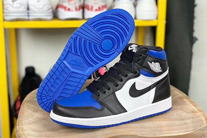 Air Jordan 1 High Og Game Royal 555088 041 Release Date 3 Leaked 1