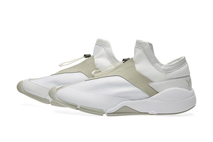 Adidas Y 3 Future Low White 6