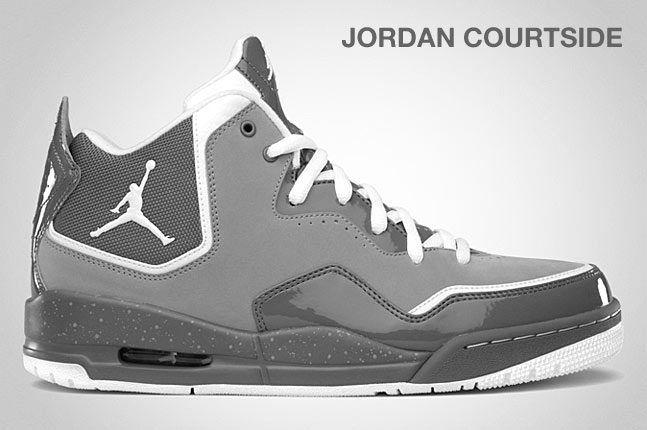Jordan Courtside Grey 1