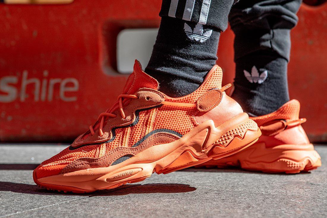 Jemuel Wong Adidas Ozweego 2019 Orange