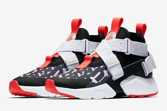 Nike Huarache City Just Do It Pack Kids Ao41512 001 2 Sneaker Freaker