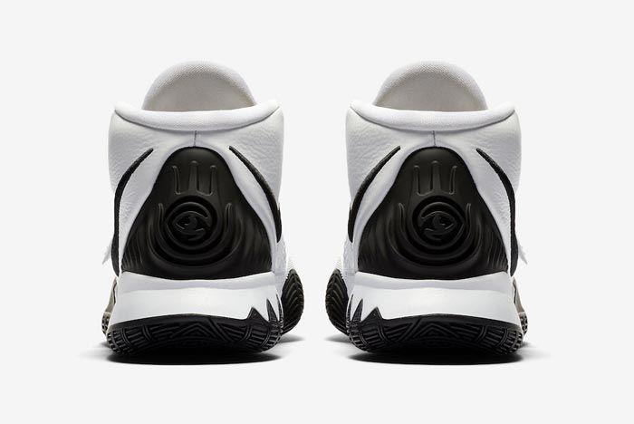 Nike Kyrie 6 Oreo Heels