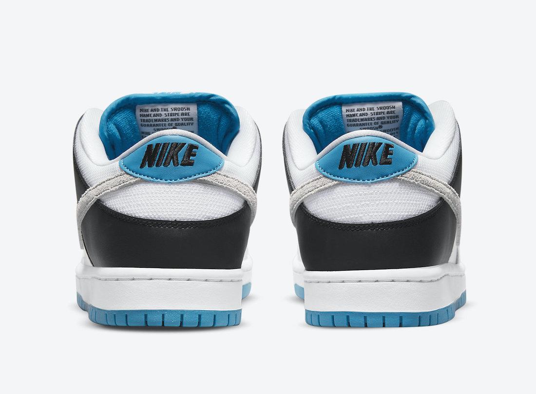 Nike SB Dunk Low Laser Blue BQ6817-101