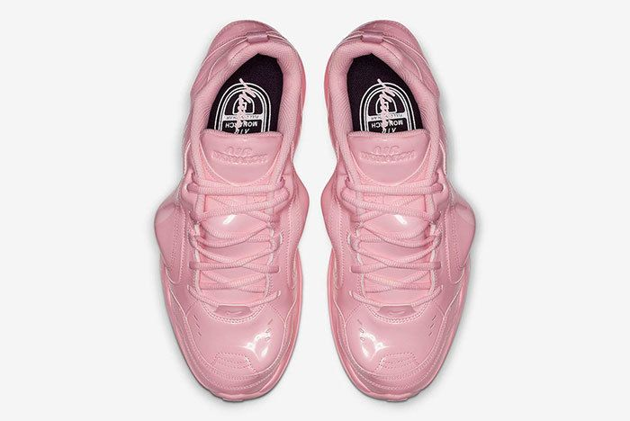 Nike Air Monarch 4 Martine Rose Pink At3147 600 Release Date 3