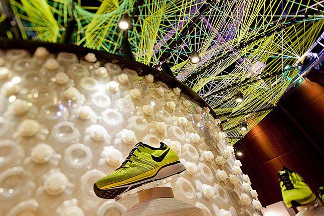 Nike Flyknit Collective Beijing Design Week 1