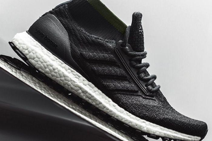 Adidas Ultraboost Atr Black Green 2