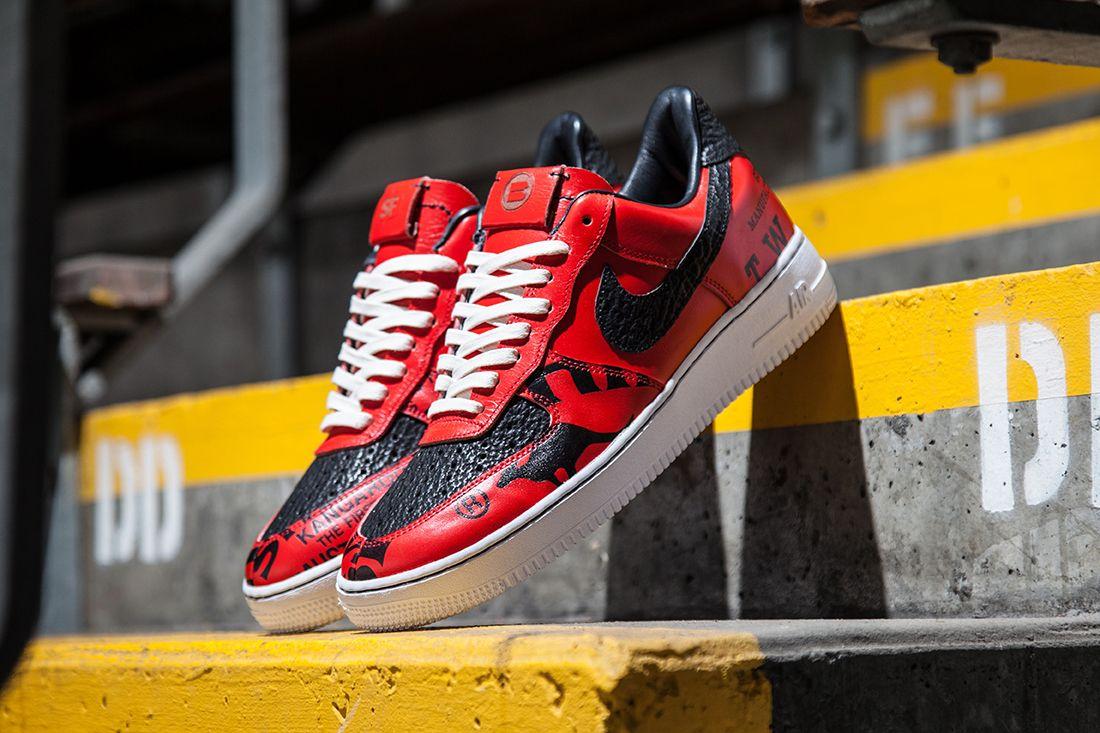 Sneaker Freaker X Bespokeind Melbourne Rules 7