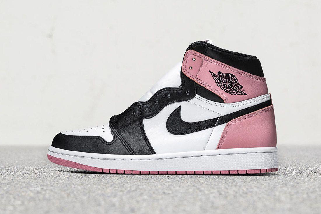 Air Jordan 1 Rust Pink Sneaker Freaker 1
