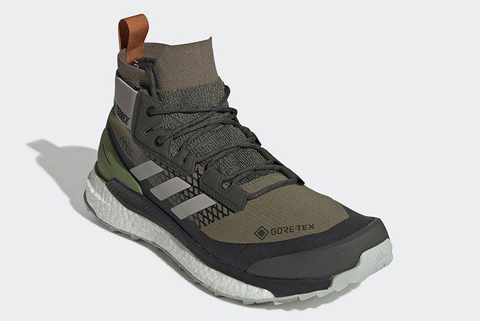 Adidas Terrex Free Hiker Gtx G26537 Front Angle