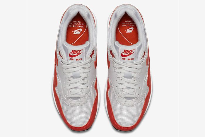 Nike Air Max 1 Habanero Red 3