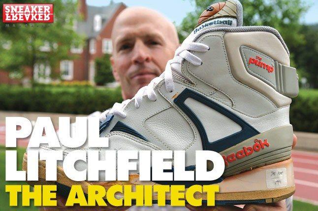 Paul Litchfield Reebok Pump 1