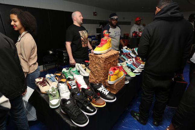 Sneaker Con Atlanta Kicks 1