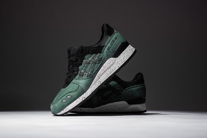 Asics Gl3 After Hours Pack Bumper Sneaker Politics 4